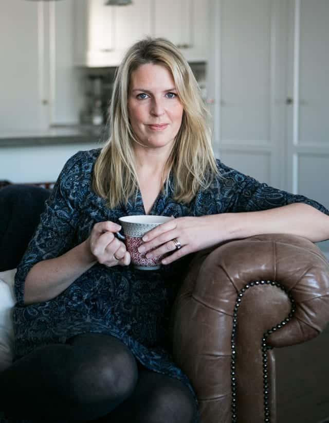 Magdalena Kespe - Designchef på Kriss