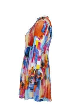 Snygg flerfärgad Tunika Albis MULTI från vårens kollektion 2019