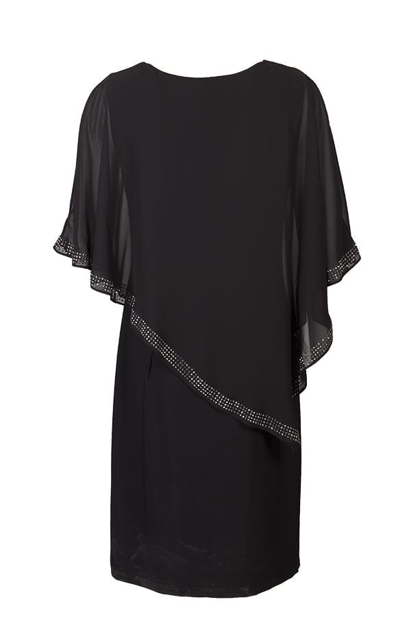 Klänning Valentina Unik klänning i elegant utförande som samtidigt är bekväm att bära.